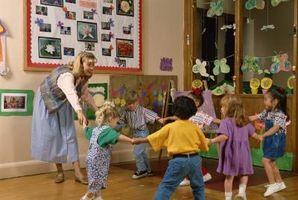 Spill for barnehage-alder barn