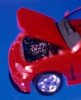 Hvordan kan jeg vite forskjellen mellom Hot Wheels Mystery Car pakker?