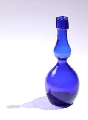 Hvordan identifisere en glass vase