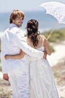 Bryllup i Divide, Colorado