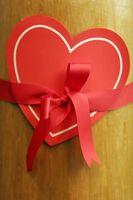Første Valentinsdag Gaver til Ham