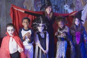 Enkelt og Easy Halloween Party Games & Ideas