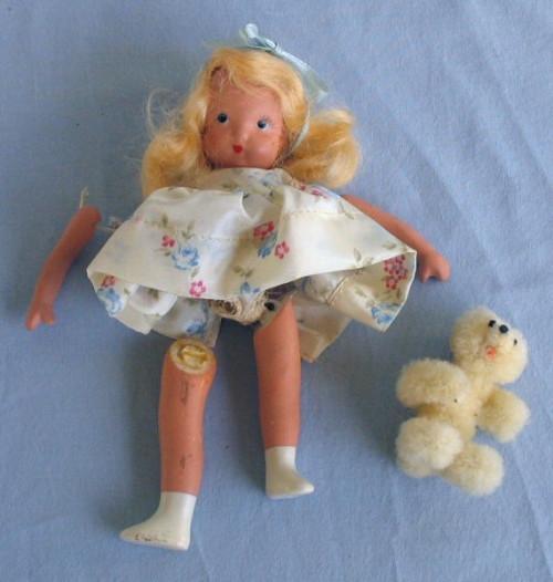 Hvordan samle Nancy Ann Storybook Dolls
