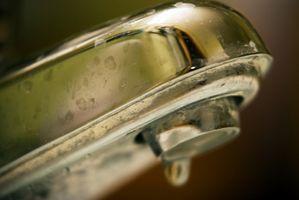 Måter for barna å spare vann