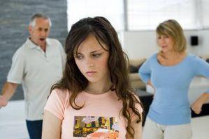 Hvordan Tenåringer kan ødelegge et ekteskap