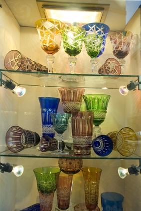 Hvordan måle Glass