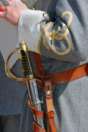 Slik Care for Antique Civil War Swords
