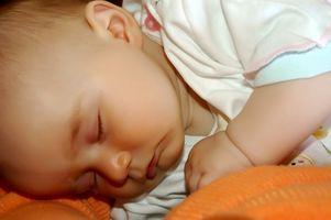 Hvordan få barnet til Fall Sleep