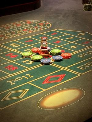 Slik vert en Casino Night fundraiser