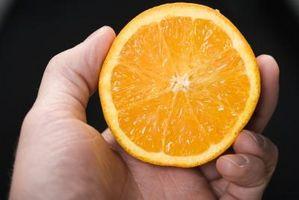 Gaver til folk som elsker appelsiner