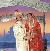Tradisjonell indisk mote for Brides