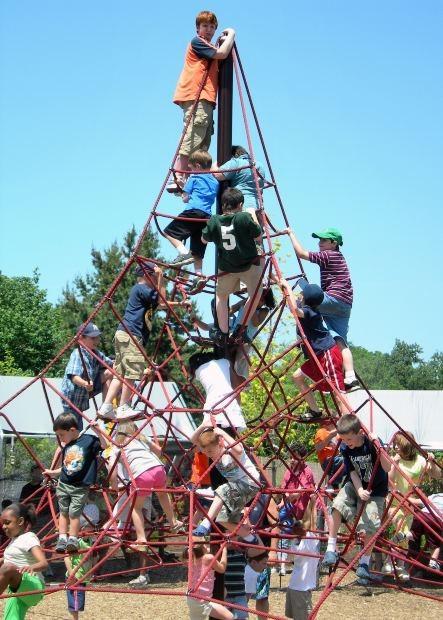 Youth Christian teambygging øvelser