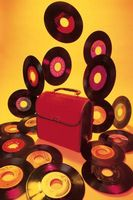 Hva er Katalognummer på Vinyl Records?