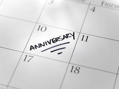 Tradisjonelle og moderne Sytt Anniversary Gaver