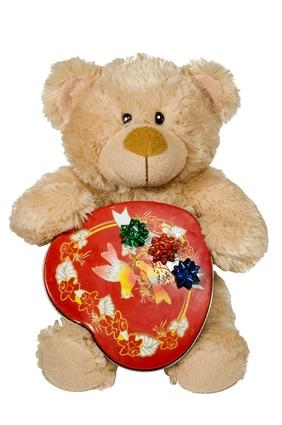 Romantisk Teddybjørn Gaver