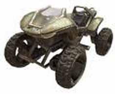Hvordan bruke kjøretøy i Halo 3