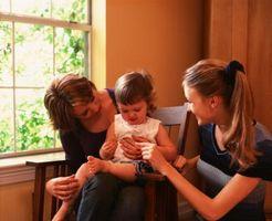 Hvordan føler deg komfortabel med babyens Omsorgs