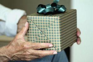 Gift Ideas for den eldre mannen