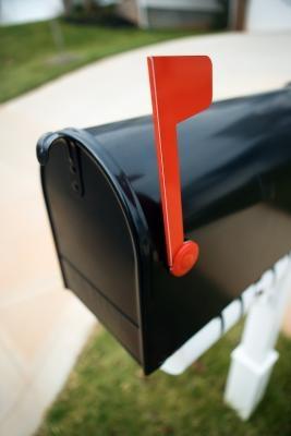 Hvordan Send til en pakke i en konvolutt