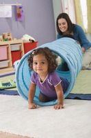 Innendørs lekeplasser for barn