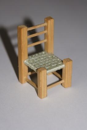 DIY Miniature Møbler