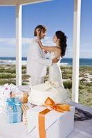 Bryllup gave ideer for en kone