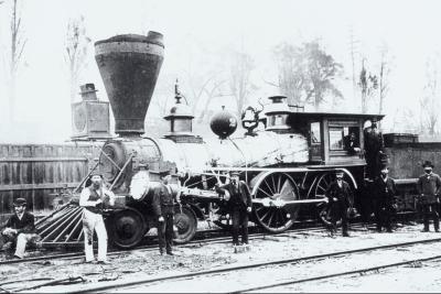 Virkningene av Steam Locomotive