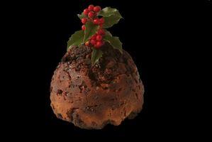 Hvordan Plum Pudding kom
