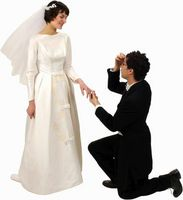 Hvordan annonsere en forlovelses for en andre ekteskap