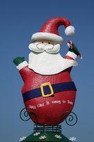 Gode ideer for Santa bokstaver