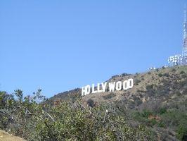 Hollywood-tema presentere ideer til jul