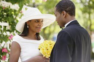 Gift Etiquette for et bryllup løfte fornyelse seremoni