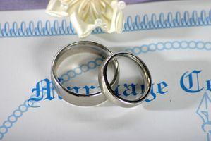 Slik skaffer My Marriage Certificate Fra Arizona