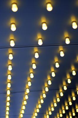 Hvordan lage skilt med Christmas Lights