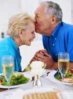 En 60-års bryllupsdag og gave forslag