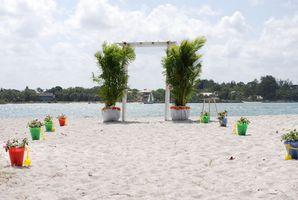 Hvordan planlegge en Beach Wedding i Mississippi