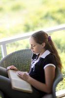 Bøker om å bli en Teen for Boys & Girls