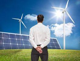 Hvordan bygge en vindturbin for Kids