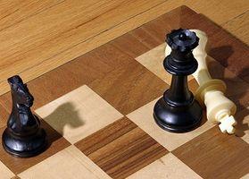 Chess Game Instruksjoner