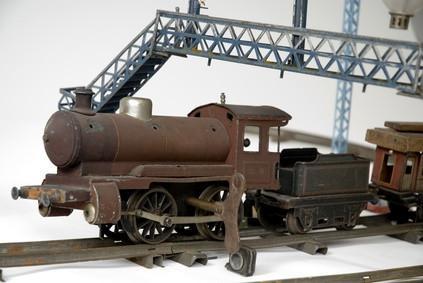 Hvordan Refinish en Lionel Locomotive