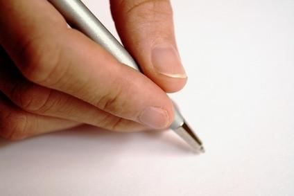 Hvordan få en Håndskrift analyse