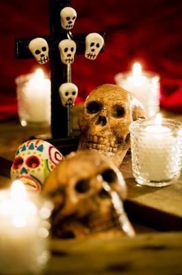 Hva skjer når den dødes dag feires?