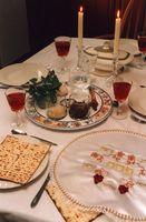 Kosher Mat for påske