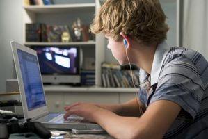 Hvordan kan jeg spore hva mine barn gjør på nettet?