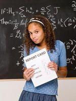 Bør barna bli belønnet for å få gode karakterer på skolen?