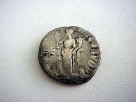 Hvordan samle romerske mynter
