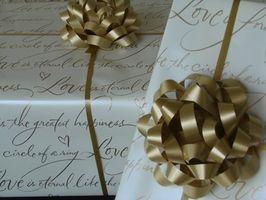 Vinter Bryllup gaver
