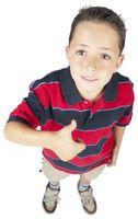 Hvordan bruke Visual Støtter for barn med autisme