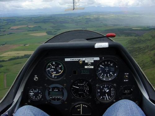 Hvordan lære å fly Gliders