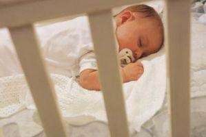 Drop-side crib Farene